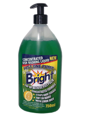 OhSoBright 750ml Dishwashing Liquid