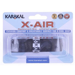 Karakal X-AIR black replacement grip