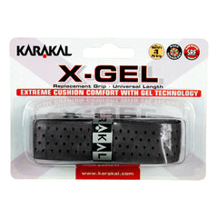 Karakal X-GEL black replacement grip