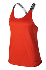 Nike Women's Dry Training Tank - Habenero Red