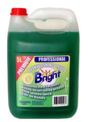 OhSoBright 5l Concentrated dishwashing liquid