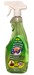 OhSoBright 750ml Tea Tree Sanitizing Spray
