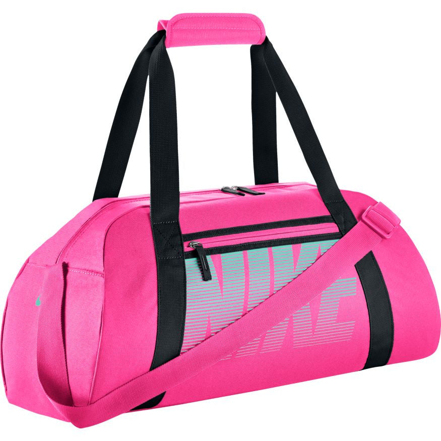 8086f2b287 Nike Gym Club Women's Training Duffel Bag -Hyper Pink | Sportexpress ...