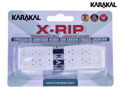 Karakal X-RIP black replacement grip