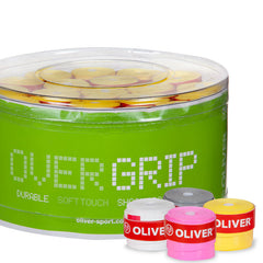 Oliver Tennis overgrips mixed color