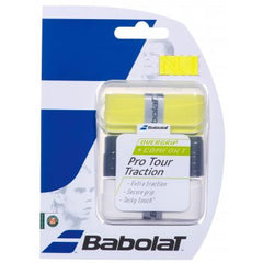 Babolat Pro Tour Traction 3 Pack tennis overgrip