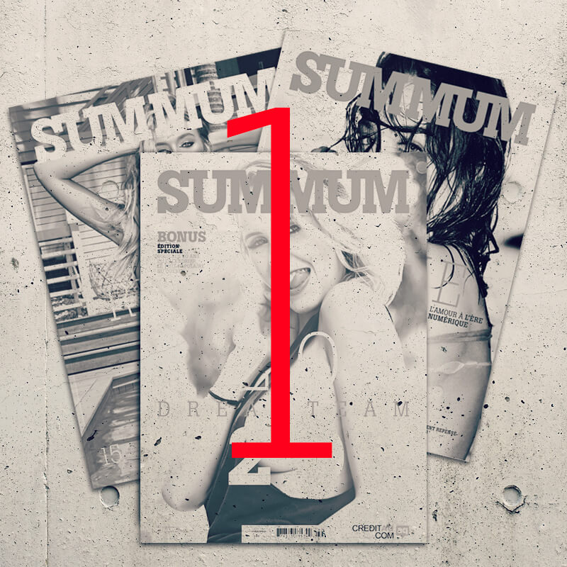 SUMMUM - ABONNEMENT - 1 AN