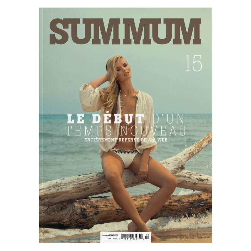 SUMMUM - SEPTEMBRE/OCTOBRE 2018 – ÉDITION 158