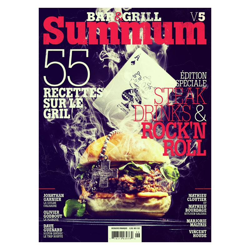 MAGAZINE BAR&GRILL VOL.5