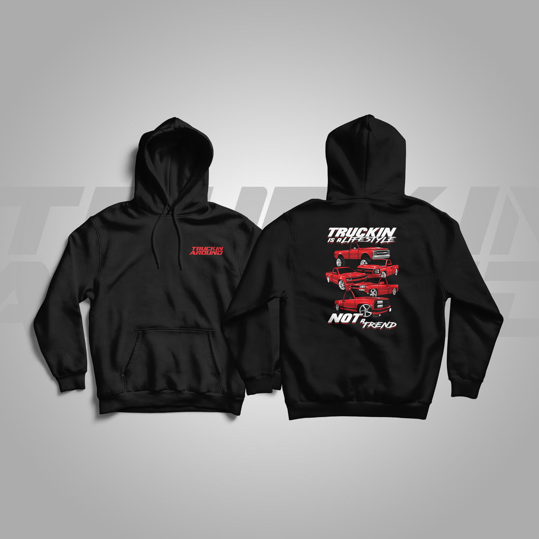 CHEVY LIFESTYLE HOODIE - limited