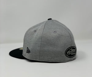 HEATHER GRAY FITTED