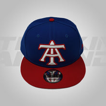 Load image into Gallery viewer, BLUE, RED AND WHITE SNAPBACK NEW ERA