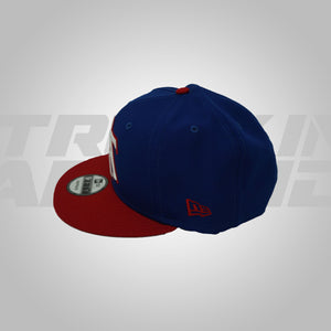 BLUE, RED AND WHITE SNAPBACK NEW ERA