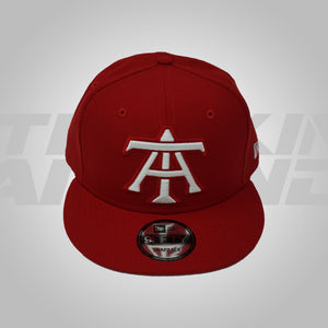 RED SNAPBACK NEW ERA