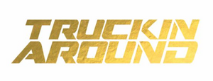 TRUCKIN AROUND LOGO DECAL