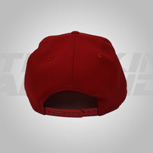Load image into Gallery viewer, RED SNAPBACK NEW ERA