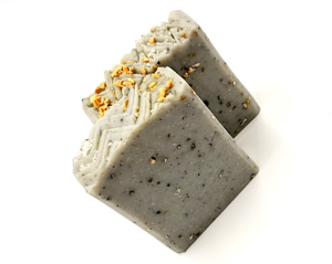 Charcoal & Oats Bar Soap - Kitchen Witch Co. - Kitchen Witch Co.