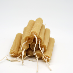 Beeswax Taper Candles - Kitchen Witch Co. - Kitchen Witch Co.