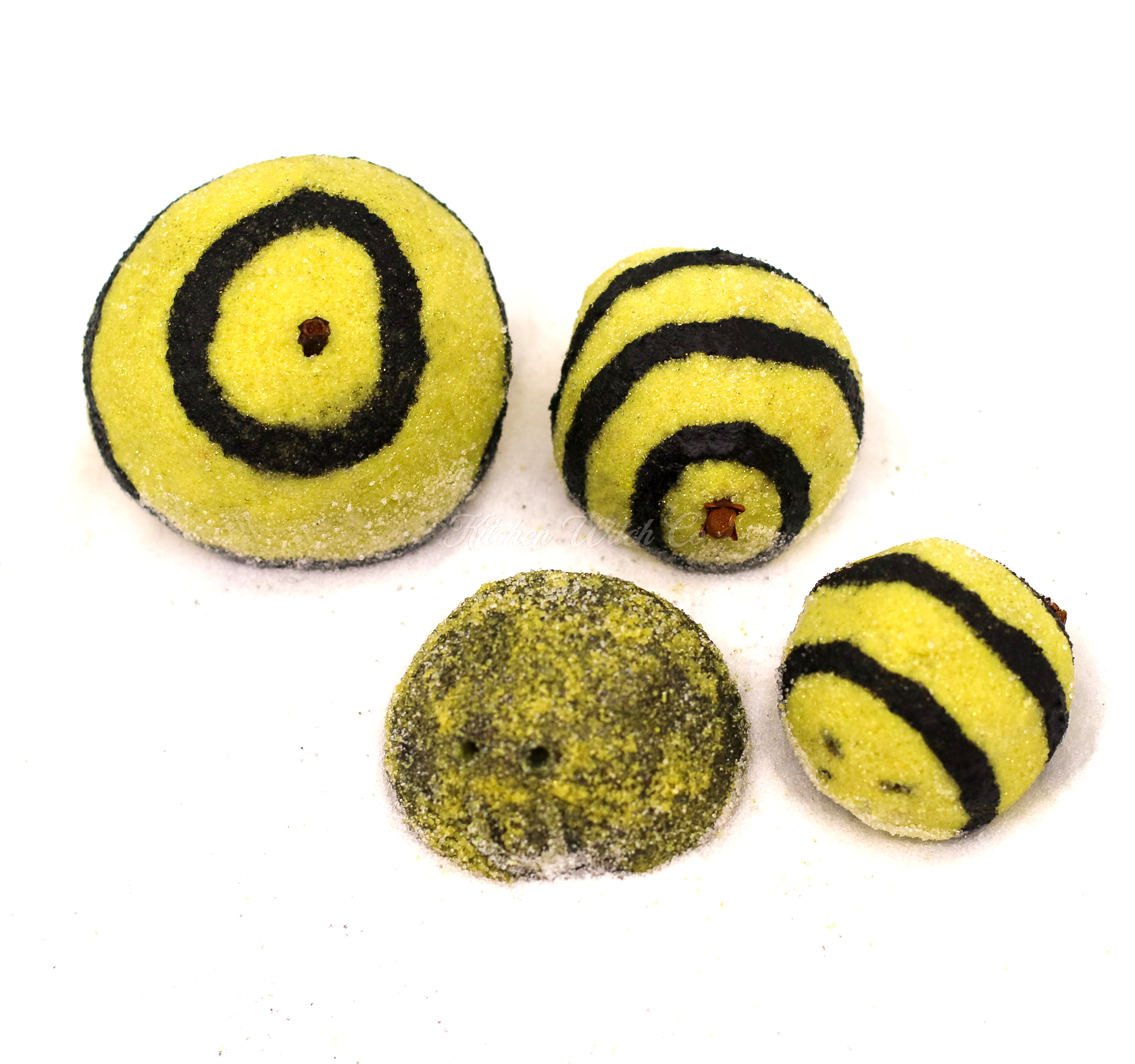 Honeybee Bubble Bars - Milk & Honey Solid Bubble Bath