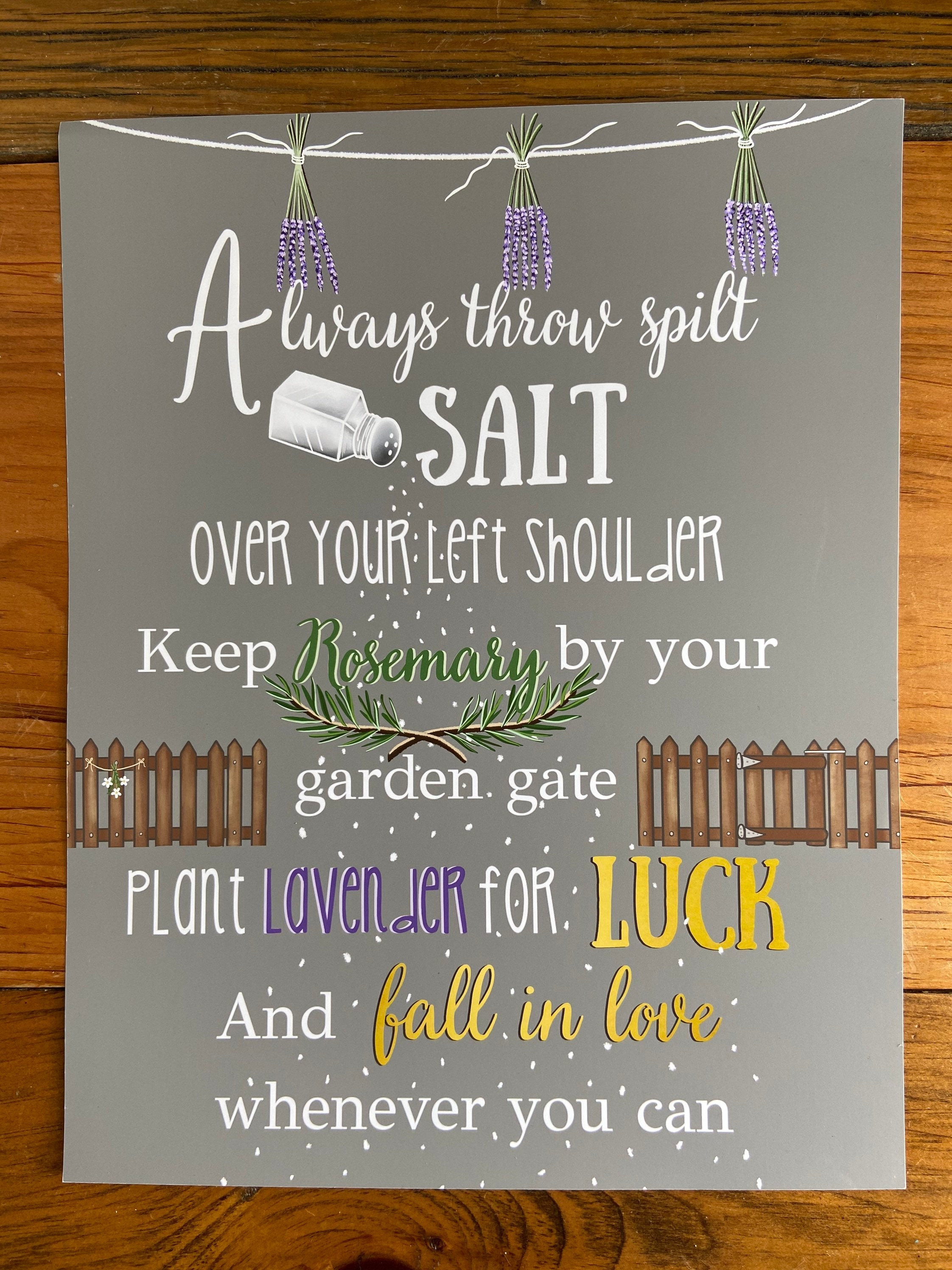 Practical Magic Print