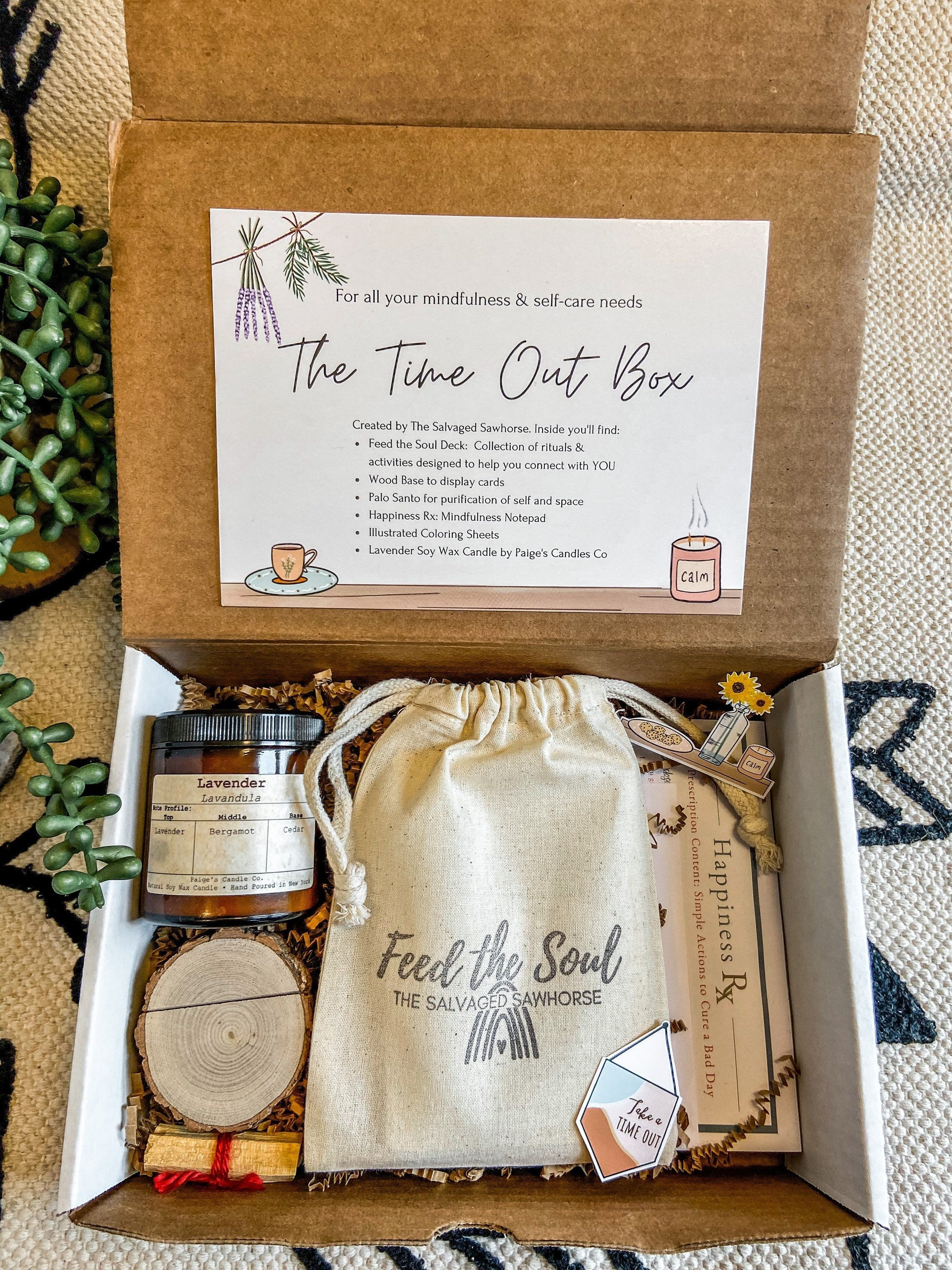 The Timeout Gift Box