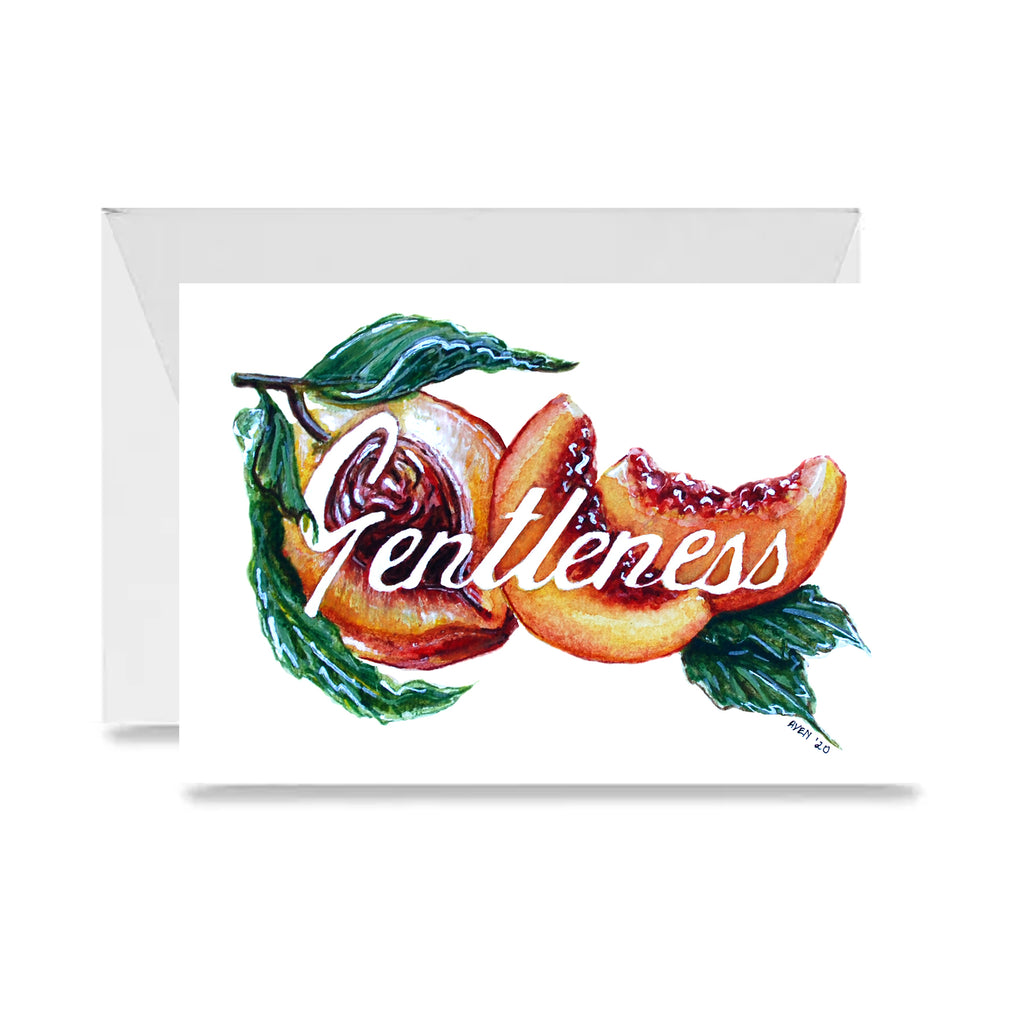 Gentleness Card