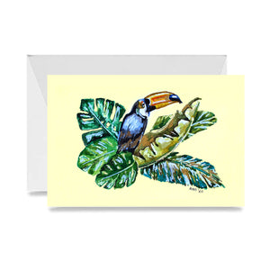 If Two Can, Toucan Card