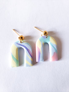 Arch Studs in Pastels 2