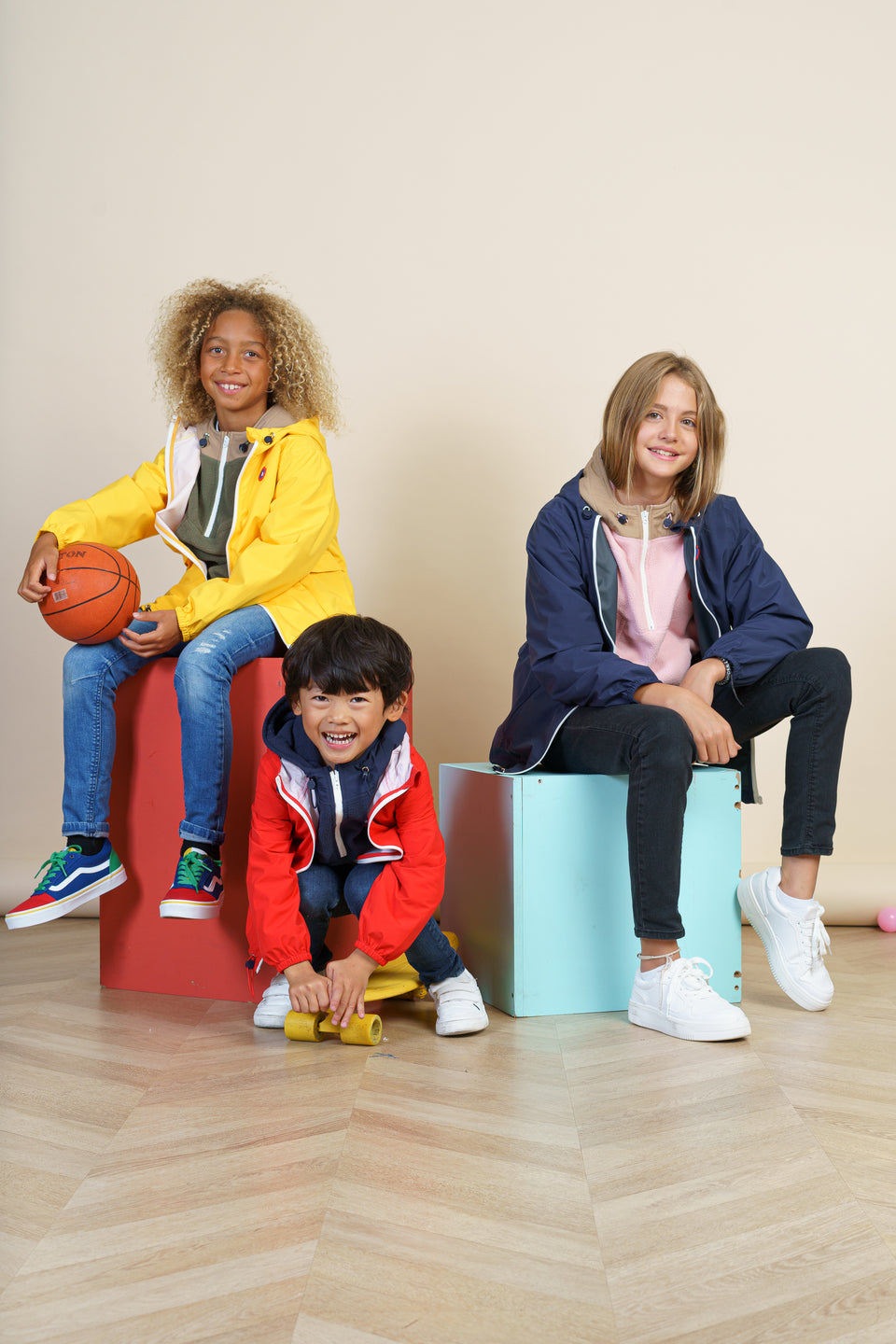                                                                                                                                                                                                           Discover our first children's collection