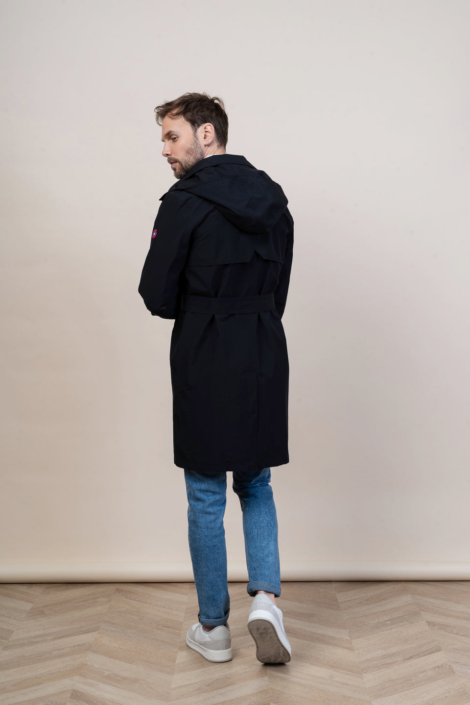 Beaumarchais Ombre trench coat
