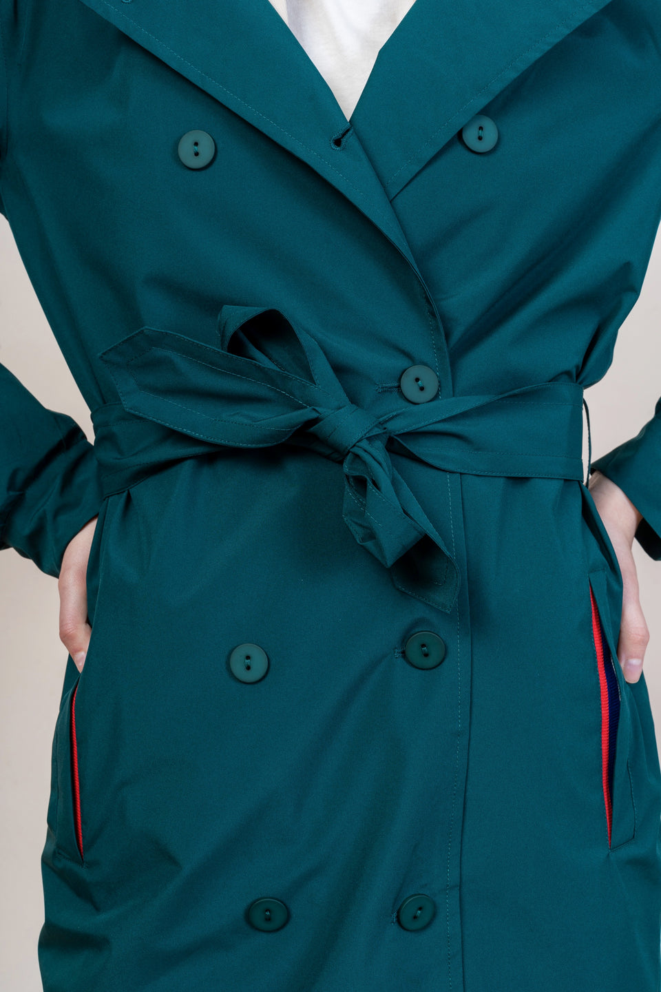 Beaumarchais Sapin trench coat