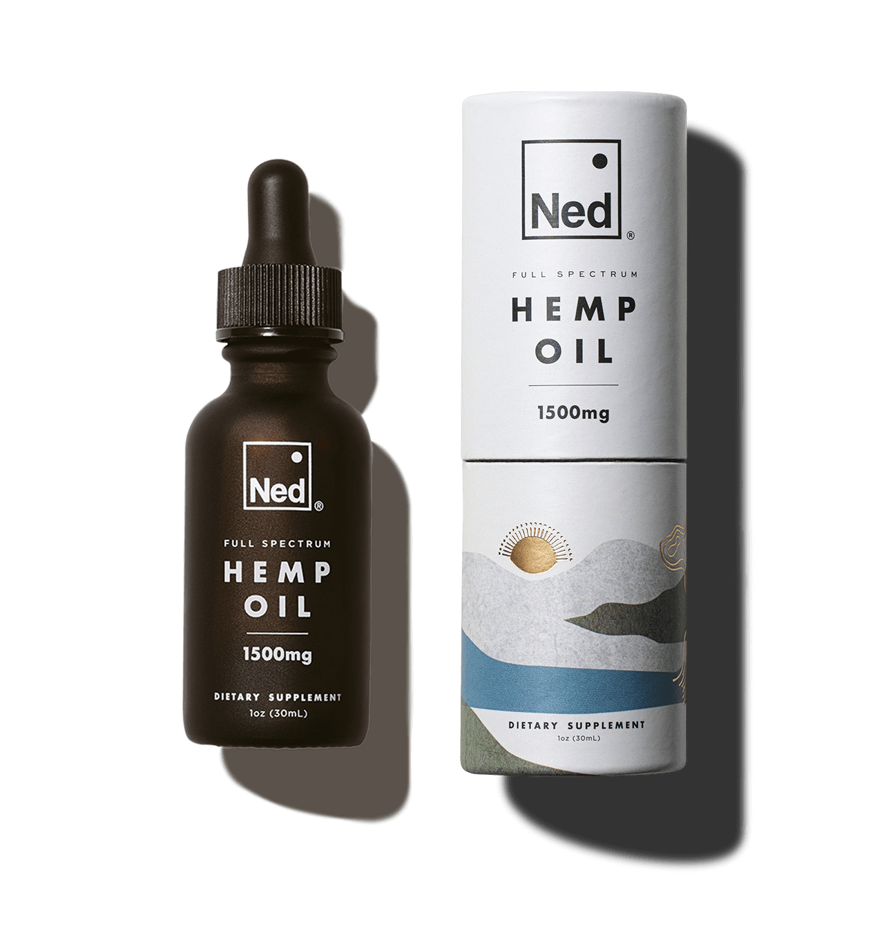 Full Spectrum Hemp Oil