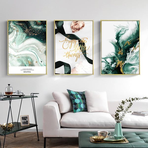 Canvas Art Prints | AJOONII
