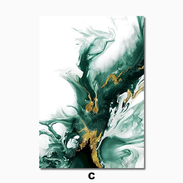 Wall Art Prints | AJOONII