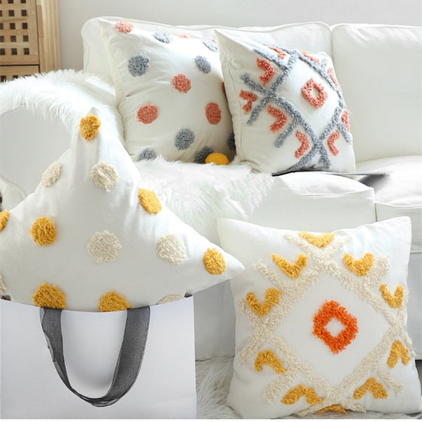 Luxury Homes - Pillow Covers - AJOONII