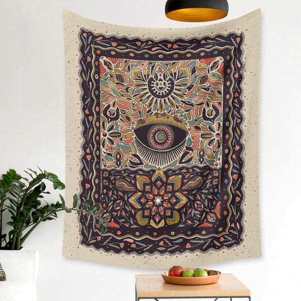 The Eye Wall Tapestry - AJOONII