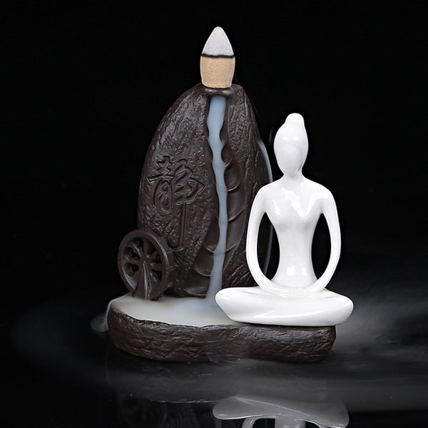 Waterfall Incense Burner | AJOONII