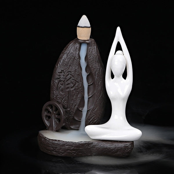 Yoga Incense Burner | AJOONII