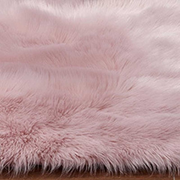 Plush Faux Fur Round/Square Rugs - AJOONII