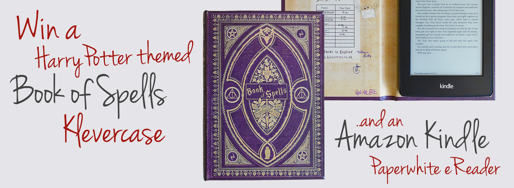 Win a Book of Spells KleverCase & Kindle Paperwhite