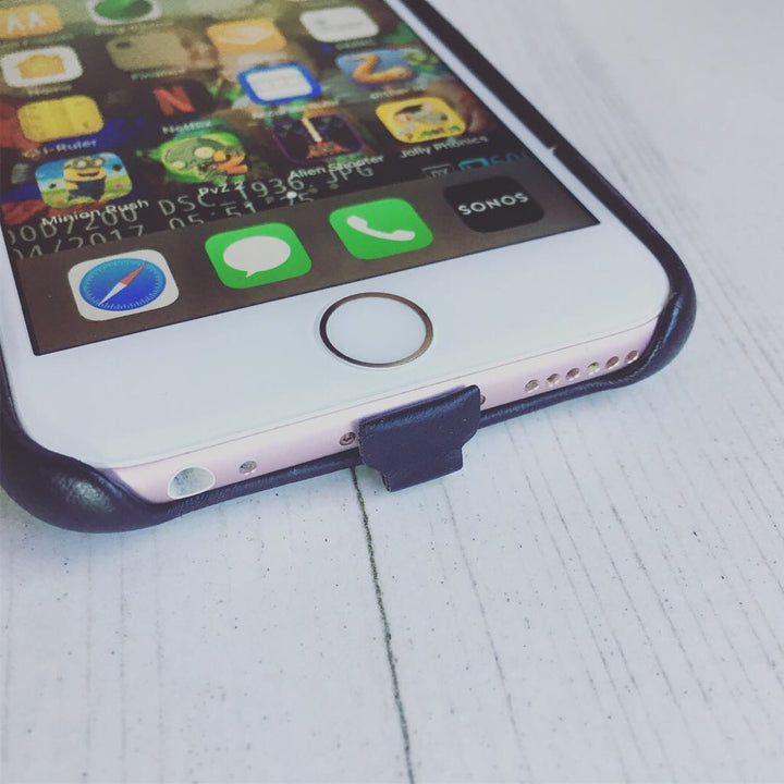 Wifi Charging Case & Base - Black