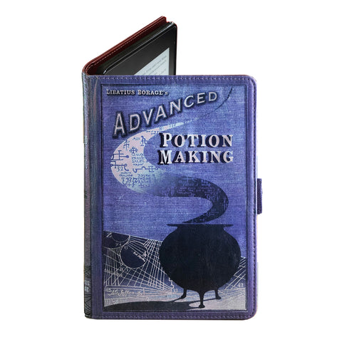 Advanced Potion Making - Luxury Faux Leather Case - Kindle Oasis