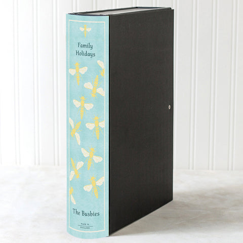 Hardback Book File - Bees