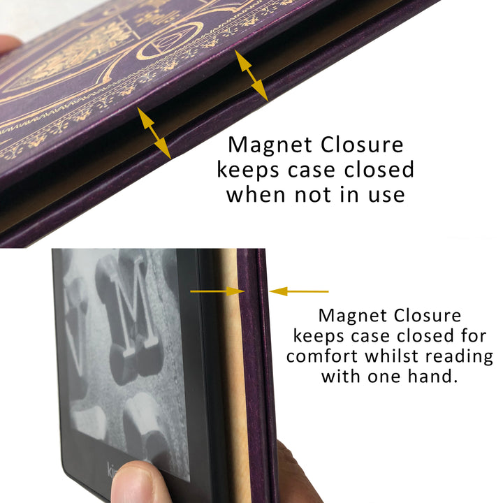 Foldback Magnet Close Case - Peter Pan