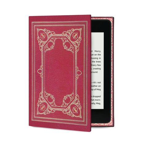 Classic Pink Berry My Book / Universal Case