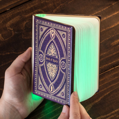Harry Potter Themed Mini Book Light