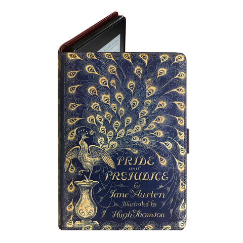 Pride and Prejudice - Luxury Faux Leather Case - Kindle Oasis