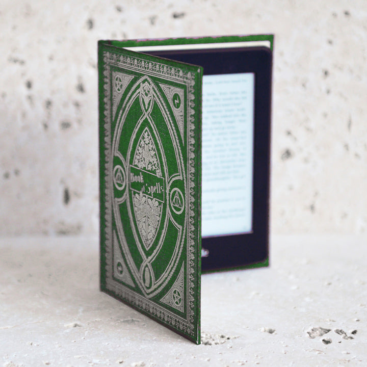 Book of Spells - Slytherin Themed