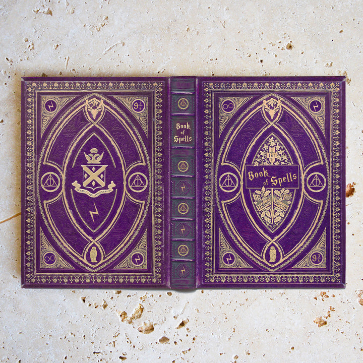 Harry Potter Themed Book of Spells / Kindle Paperwhite