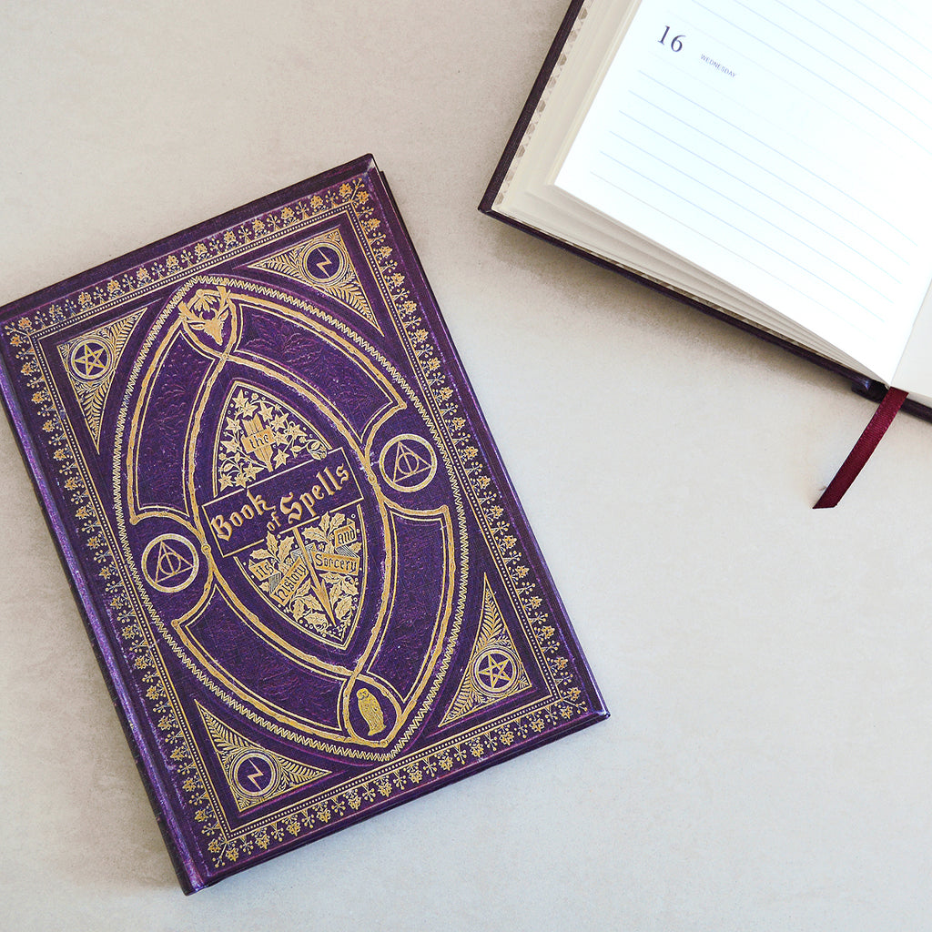 Book of Spells - Harry Potter Themed (Stationery)